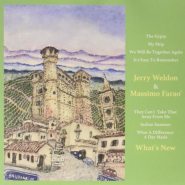 【停看聽音響唱片】【黑膠LP】傑里.威爾登與馬斯莫.法羅:有什麼新鮮事?