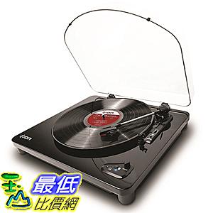 [美國直購 ] Ion Audio Air LP 復古 黑膠 唱片機 B00XCETWIW 唱盤機 IA-TTS-019