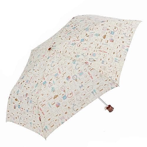 日本三麗鷗可愛布丁狗折傘