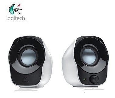 全新 LOGITECH 羅技 Z120 Z-120 USB 立體聲音箱 喇叭