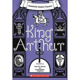 【麥克書店】KING ARTHUR(亞瑟王)/書+CD