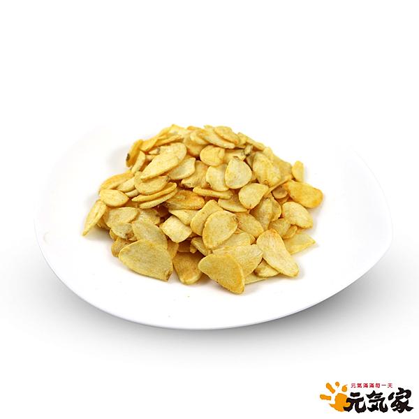 元氣家 香茅紅咖哩香蒜片(100g)