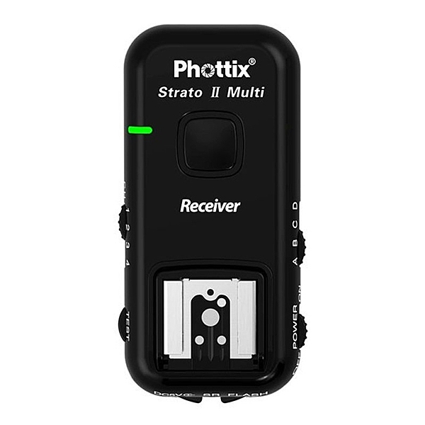 ◎相機專家◎ Phottix Strato II 無線閃燈接收器 for Canon 公司貨