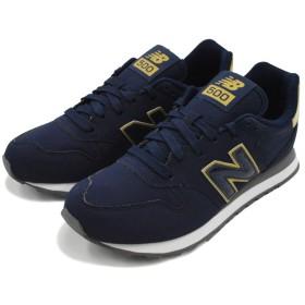 [ニューバランス] NEWBALANCE レディース スニーカー GW500 スポーツ シューズ 靴 (24cm, ネイビー/HGG) [並行輸入品]