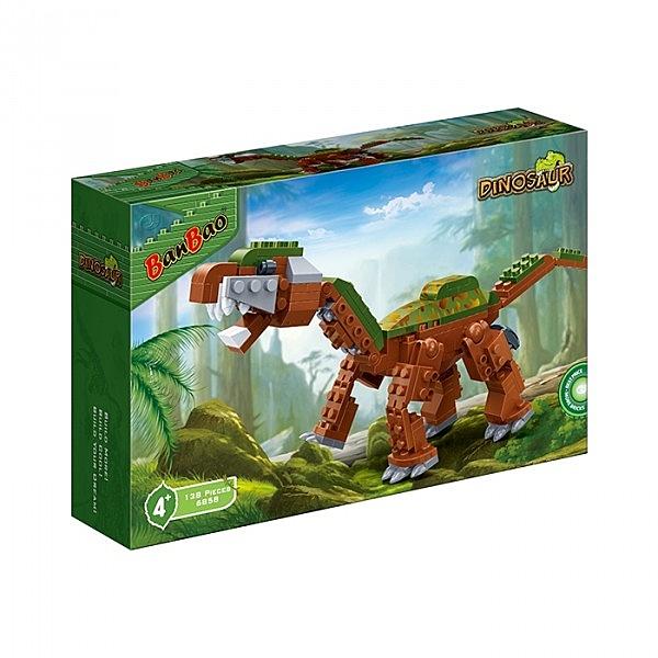 【BanBao 積木】侏羅紀系列-長頸巨龍 6858