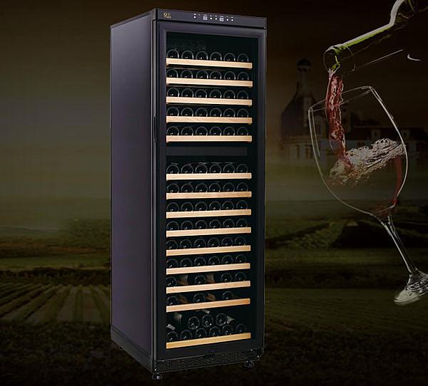 Vins Cool 溫斯特 紅酒櫃 JF-168DZ/JF168DZ 專業型收藏家指定使用 實體店面有保障
