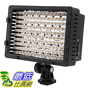 [106美國直購] NEEWER 40004082 160 LED CN-160 Dimmable Ultra High Power Panel Digital Camera Light 相機視頻燈
