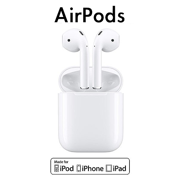 現貨免運 AirPods搭配有線充電盒 2代 台灣公司貨 當天出貨 Apple iPad 藍芽無線耳機 原廠供應