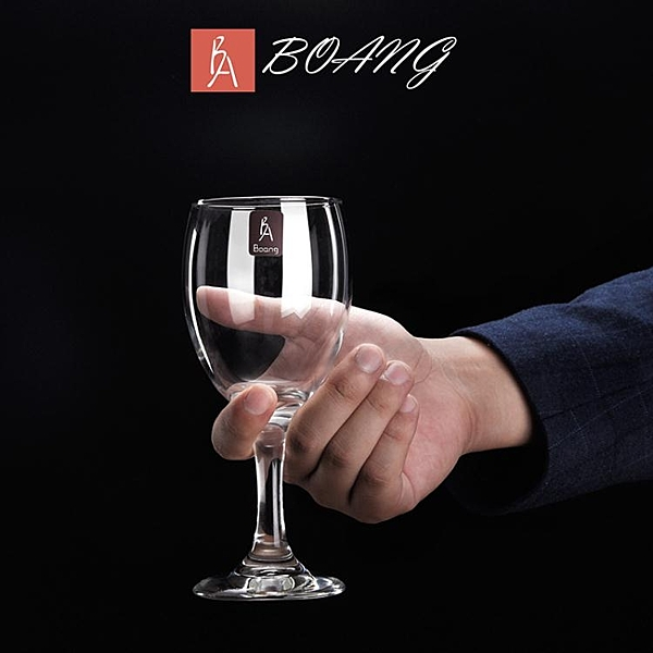 紅酒杯套裝家用創意玻璃小號6只裝歐式醒酒器葡萄高腳杯子