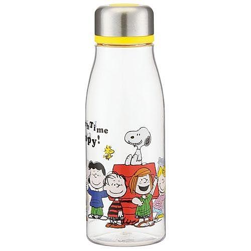 史奴比透明水瓶/ 049-011