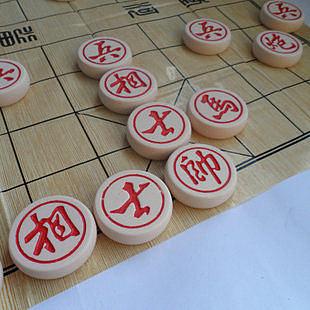 玉化石中國象棋 5.0型號 玉化石防摔耐磨