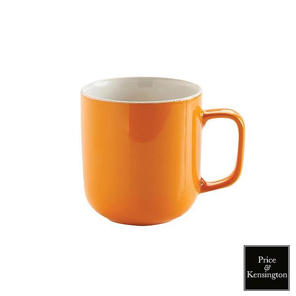 【P&K】經典咖啡杯414ml(橘)