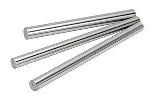 直線光軸 普通鍍鉻軸 直徑6mm*1000mm 45號鋼 可截任意長度