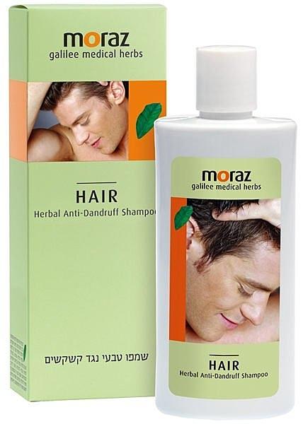 MORAZ 茉娜姿 草本調理抗屑洗髮乳250ML 專品藥局【2008455】