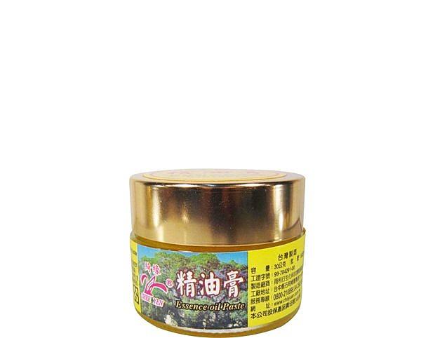 綺緣-雨利行   樟腦膏(黃) 30g * 1瓶