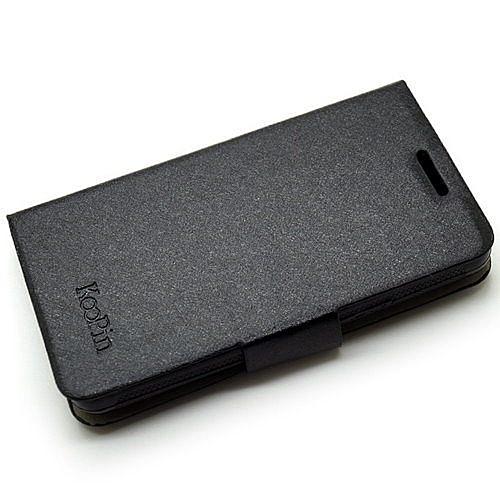 KooPin SONY Xperia E1 (D2005) 璀璨星光系列 立架式側掀皮套◆送i-COSE (真皮) 抽拉式 皮套A3◆