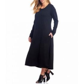 ブライン ウォーカー Bryn Walker レディース ワンピース 大きいサイズ ミドル丈 ワンピース・ドレス plus size modal ponti philippa a-