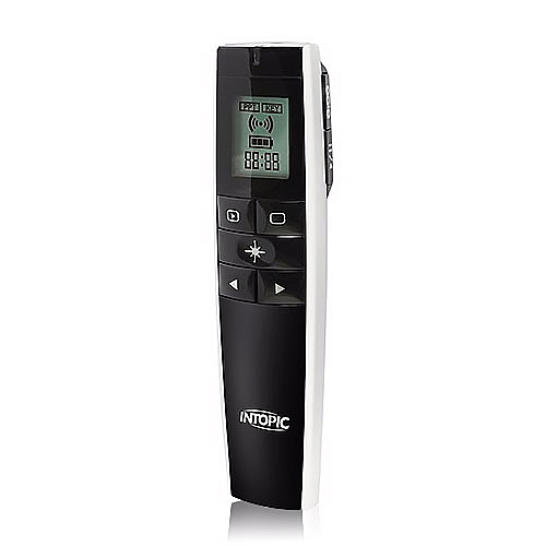 INTOPIC 廣鼎 LR-17 R 2.4G 紅光 無線簡報器