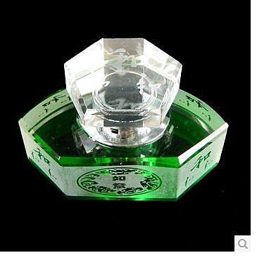 水晶汽車香水座  擺件