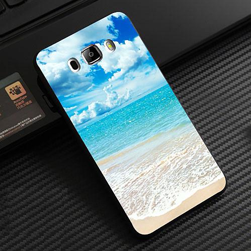 三星 Samsung Galaxy J5 (2015) J500  手機殼 軟殼 保護套 旅遊的夢