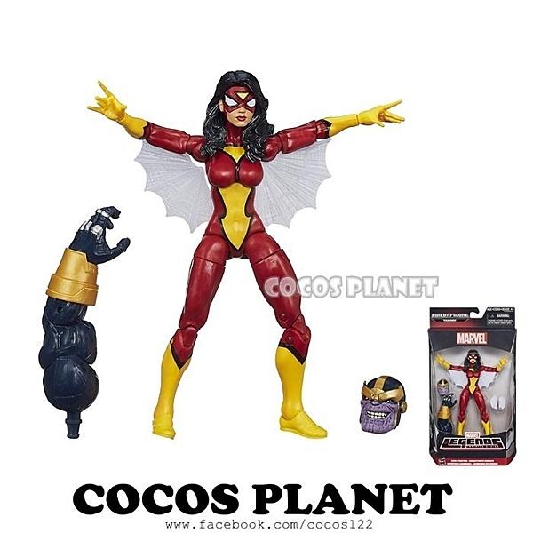 孩之寶 復仇者聯盟2:奧創紀元 神力女超人 公仔 玩具 可動公仔 COCOS MV600