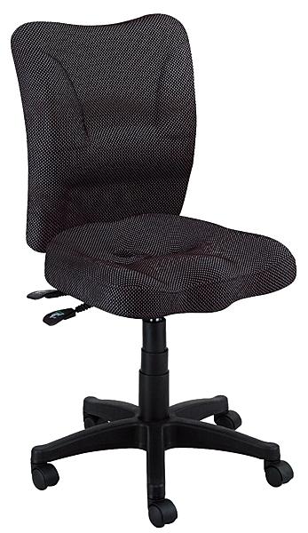 【森可家居】氣壓升降無段傾仰鎖定椅 8JX571-2