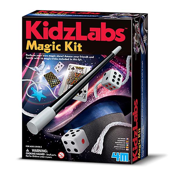 《4M科學探索》Magic 魔術╭★ JOYBUS玩具百貨