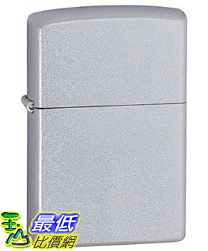 [美國直購 ShopUSA] Zippo Satin Chrome Pocket Lighter 205 $773