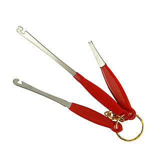 脫鉤器 取鉤器 套取鉤器 三件套