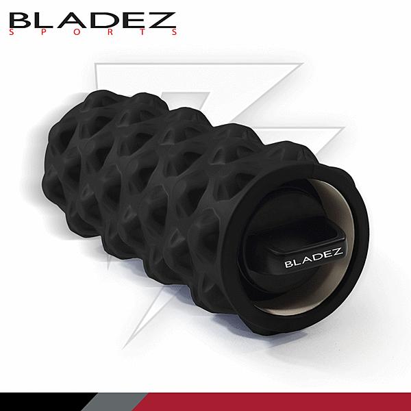 BLADEZ MR1摩動輪3速震動滾筒 黑色