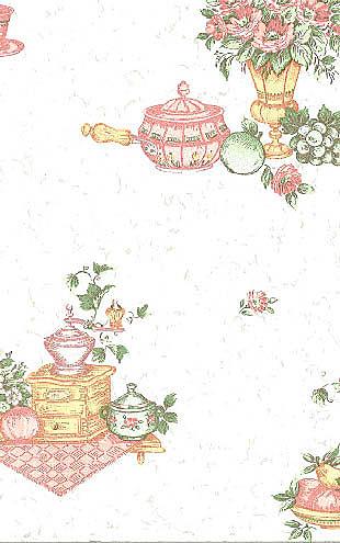 花紋壁紙  復古壁紙 WD-208