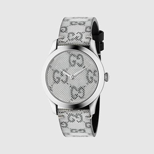 GUCCI G-TIMELESS浮動3D時尚腕錶/1264058