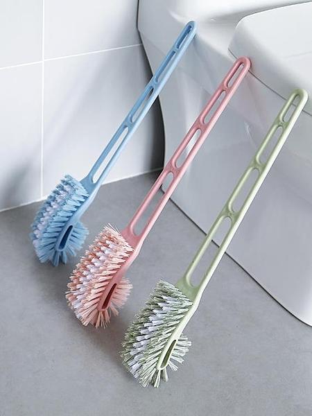 無死角馬桶刷套裝長柄衛生間衛浴軟毛