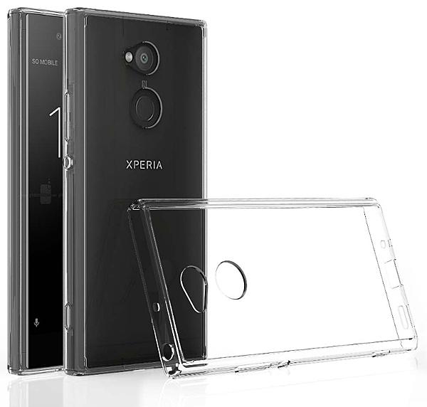 88柑仔店~索尼Xperia XA2 晶透亞克力索尼Xperia XA2 Ultra  TPU邊框歐美熱銷防摔透明殼