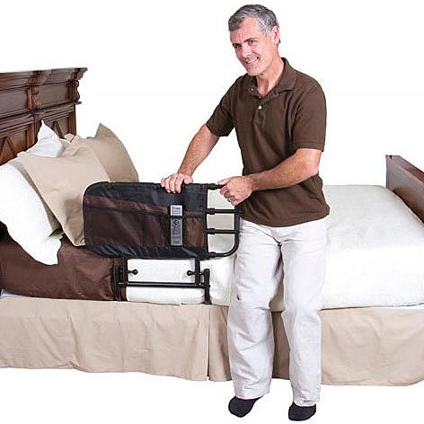 【Stander】護欄可調式床邊扶手