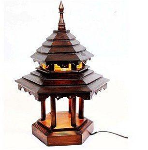 工藝品 泰國風情 燈飾 塔燈 台燈