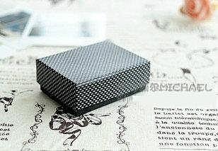 永恆經典黑白紋飾伯爵首飾盒(中號)