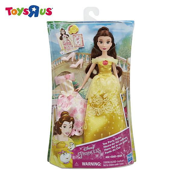 玩具反斗城 迪士尼公主美美換裝遊戲組
