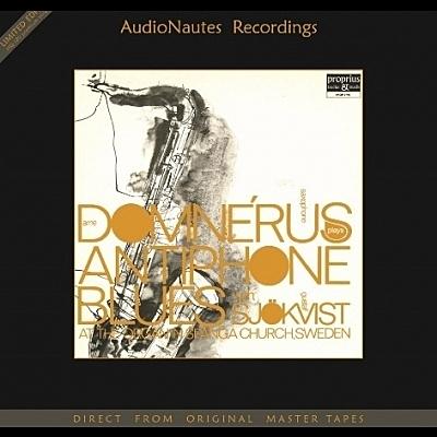 【停看聽音響唱片】【黑膠LP】Antiphone Blues Audio Nautes Recordings復刻黑膠版