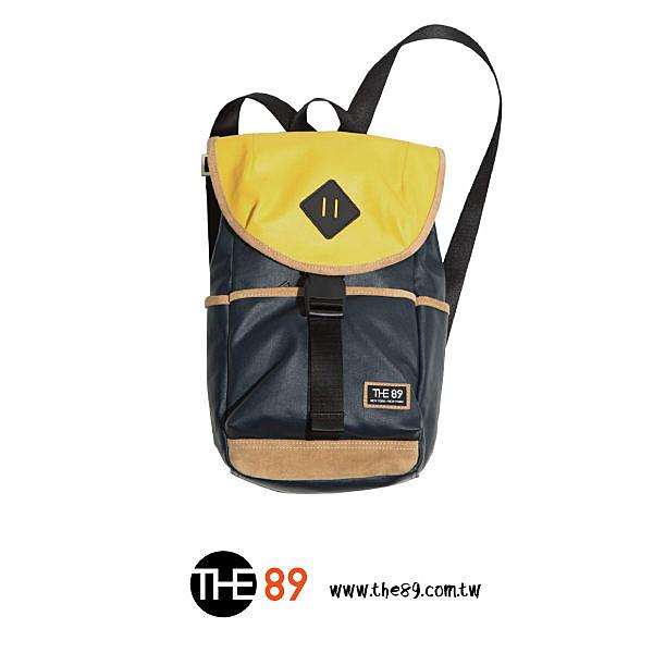 【THE89】機能美型942-1601摩登單肩、雙肩後背包