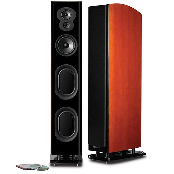 美國 Polk Audio LSiM707 落地喇叭