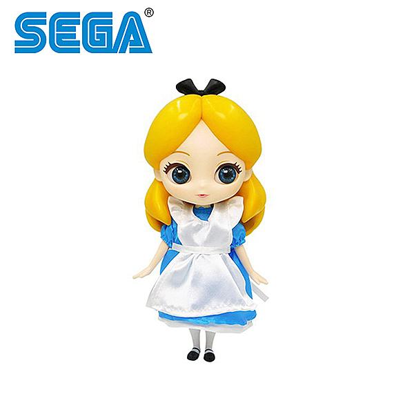 【日本正版】CUICUI DOLL 愛麗絲 公仔 模型 愛麗絲夢遊仙境 Alice 迪士尼 SEGA - 259972