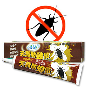 天然防蟑侵軟膏(50g/支)-能益淨