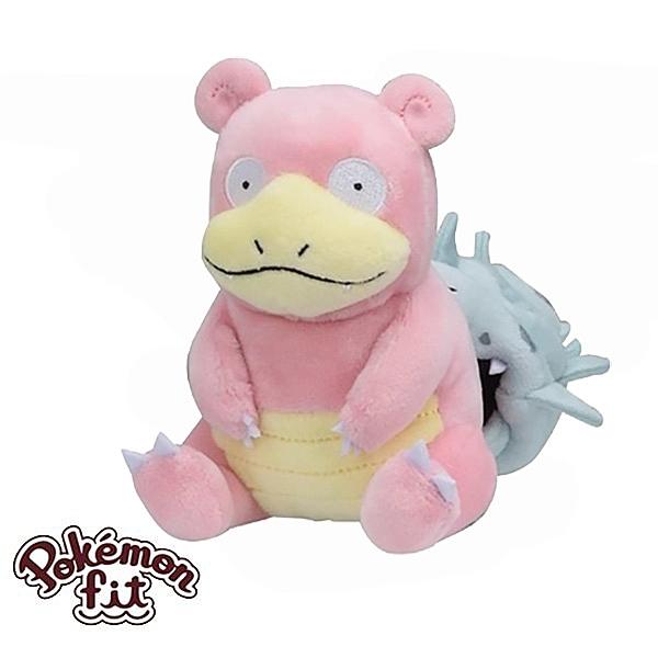 【寶可夢呆河馬娃娃】呆河馬 絨毛玩偶 娃娃 Pokemon Fit 日本正品 該該貝比日本精品