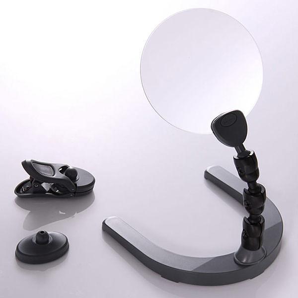 2x/4.5吋 多角度關節放大鏡組【N223】