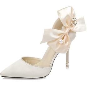 [Oceanmap] ハイヒール パンプス 痛くない 脱げない 黒 靴 レディース ヒール 結婚式 パンプス ピンヒール ヒール 10cm ハイヒール 23.5cm セクシー アンクルストラップ オフィス 靴 ベージュ 痛くない 歩きやすい 走れる 靴 ドレス