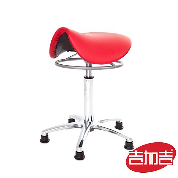 GXG 馬鞍型 工作椅 型號T04 LU (鋁合金腳座款)