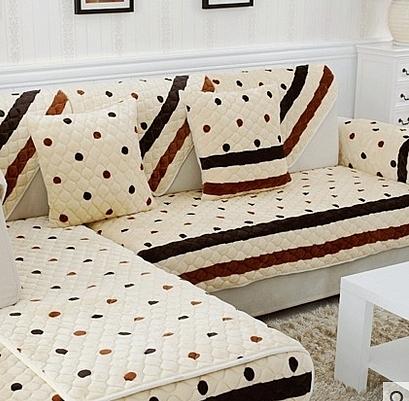 沙發墊坐墊防滑沙發蓋巾-hong0109