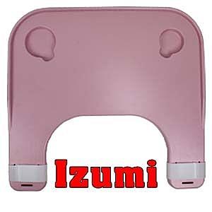 輪椅餐桌板 (凹槽加深x2版)