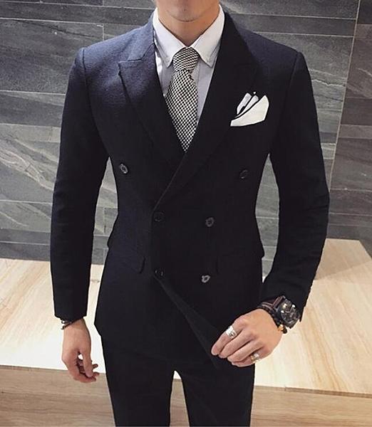 找到自己品牌 韓國男 商務 休閒 小西裝 修身西裝 西裝外套 單件外套